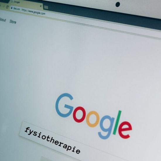 Fysiotherapie of Dokter Google