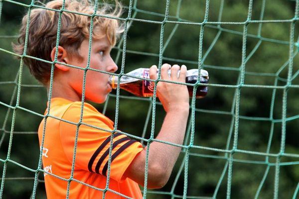 Sportvoeding en sportdrankjes