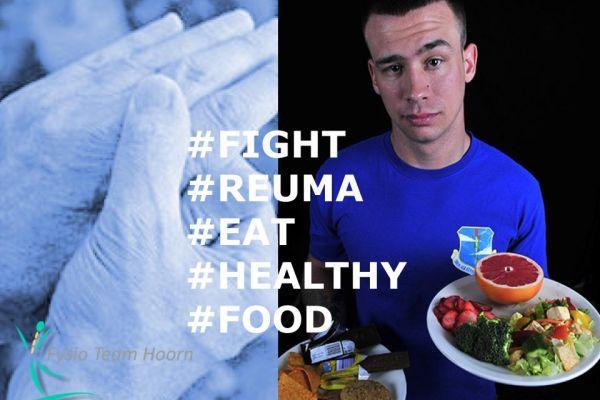 Voeding en beweging heeft een grote invloed op reuma