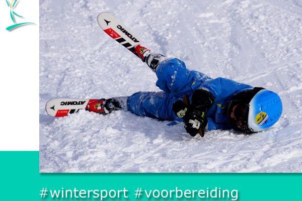 Goed voorbereid op wintersport!