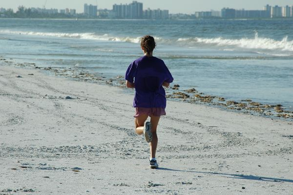 5 tips om te sporten bij hogere temperaturen